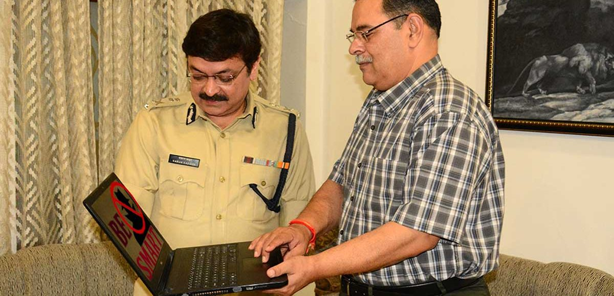 inaugration-Be-Smart-Web-Security-Tool
